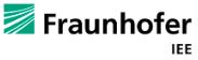 Teilnehmer Webinar Stromversorgung von Fraunhofer IEE